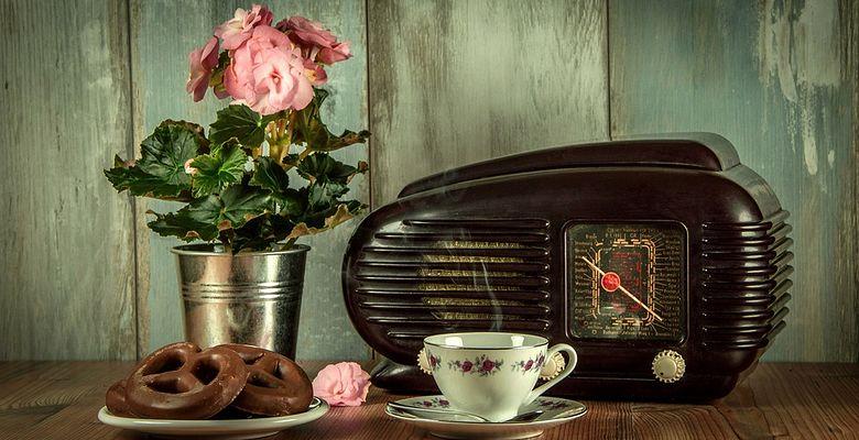 Stilleben mit Kaffeetasse von Pixabay